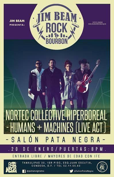 Nortec Collective Hiperboreal @ Salón Pata Negra