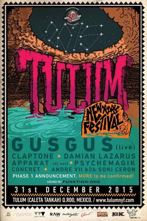 Tulum NYF