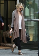 Look de aeropuerto: Emma Stone