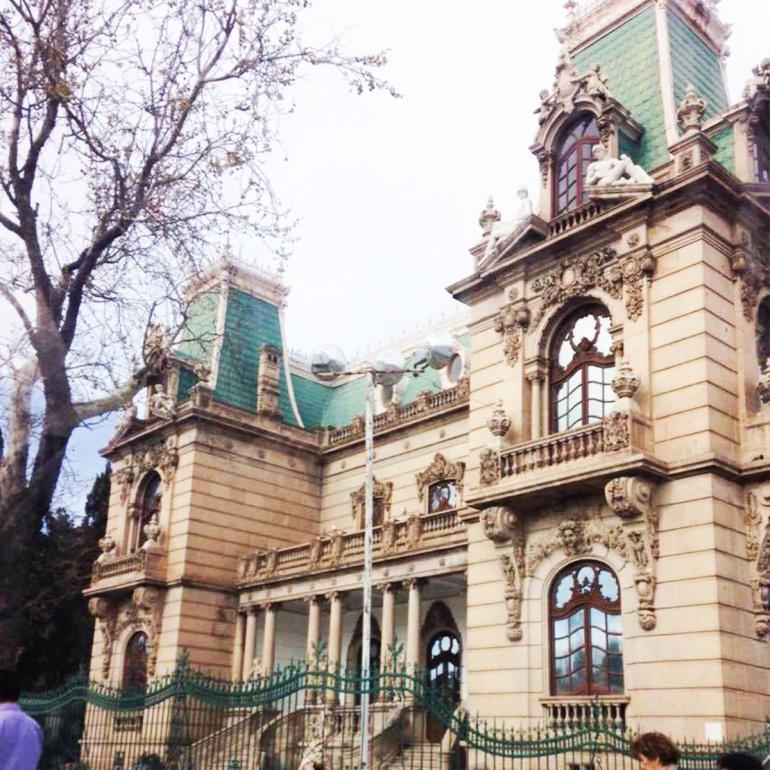 Museo Cultural Universitario Quinta Gameros