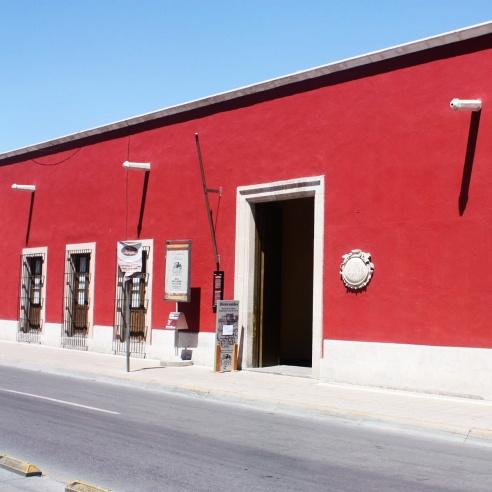 """Museo """"Casa Juárez"""""""