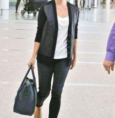 Look de aeropuerto: Reese Witherspoon