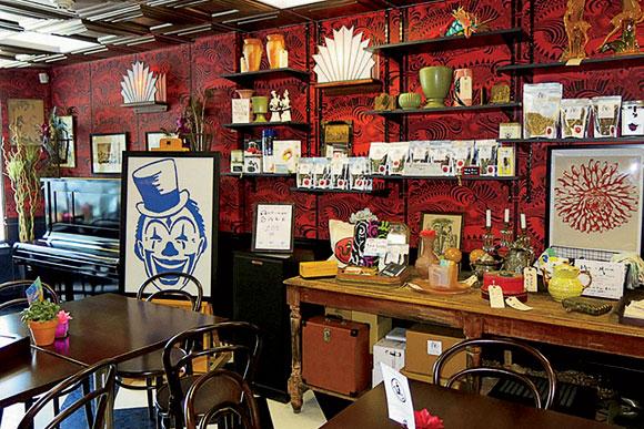 Madame ZuZu's Tea House