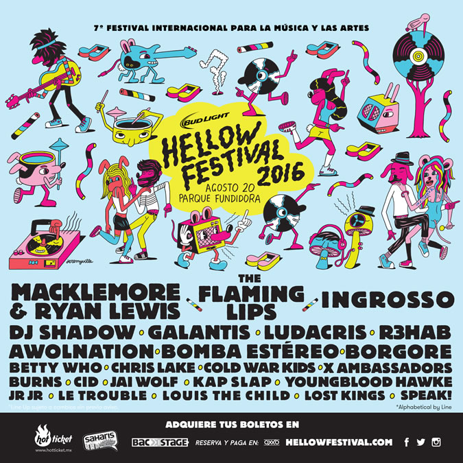 Festival Hellow 2016