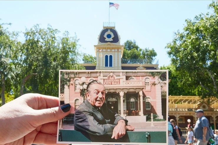 City Hall: Antes y ahora