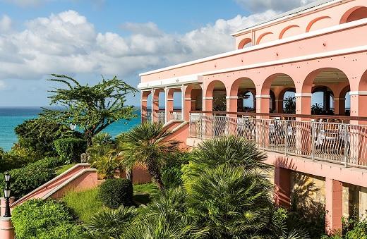 Hotel Buccanneer en Las Islas Virgenes