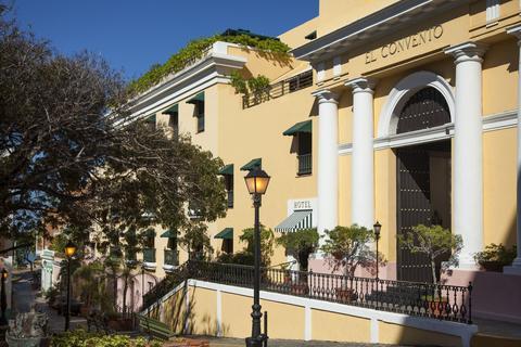 Hotel El Convento en Puerto Rico