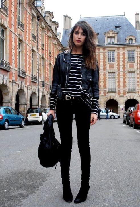 Look parisino