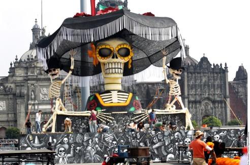 Desfile de Día de los Muertos