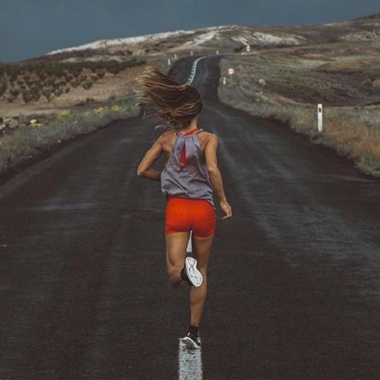 running_post