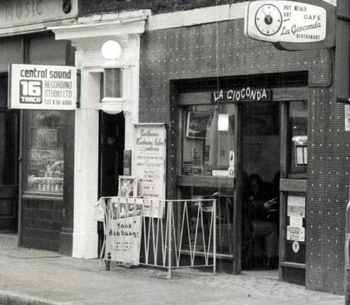 La Gioconda Café