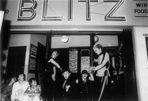 The Blitz Club