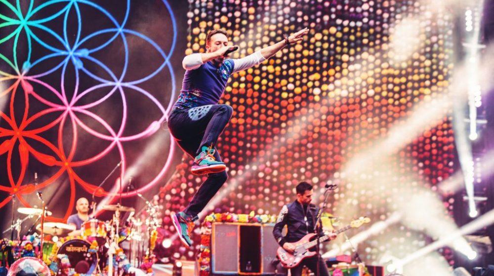 Concierto A Head Full of Dreams Tour de Coldplay